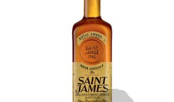 rhum arrangé vanille saint james