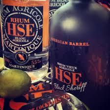 Rhum HSE Black Sherrif