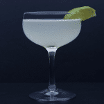 Recette d'un cocktail daiquiri