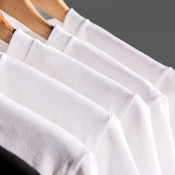 T-Shirt en Coton avec Lettres 5