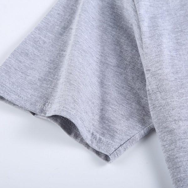 T-Shirt de Sport en Coton avec Imprimé 4
