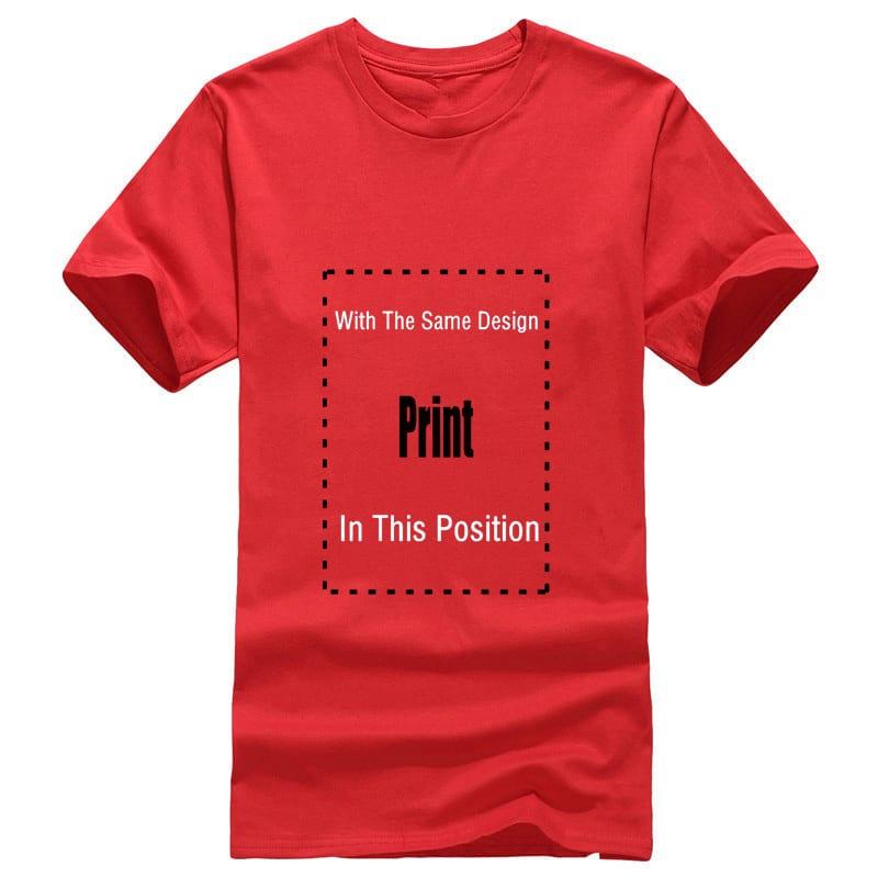 T-Shirt en Coton avec O-Cou 5