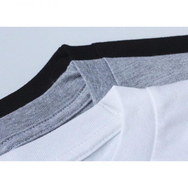 T-Shirt en Coton avec O-Cou 2