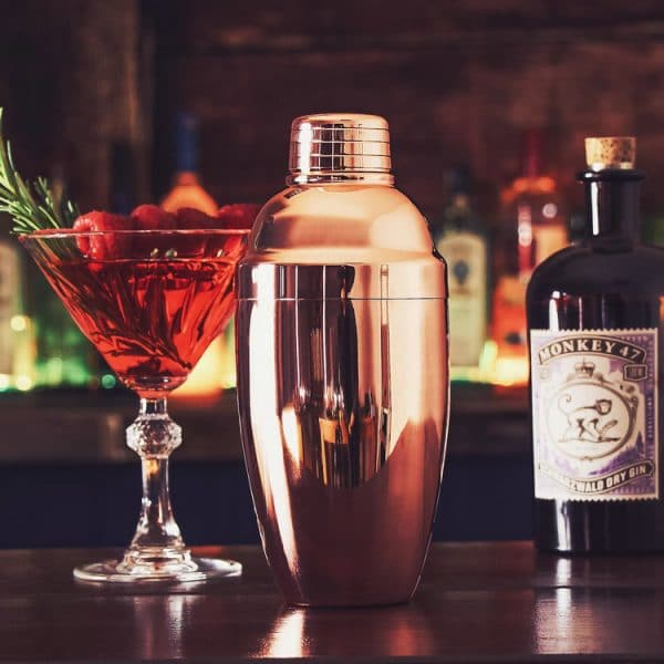 Petit Shaker de Cocktail Acier Inoxydable 3