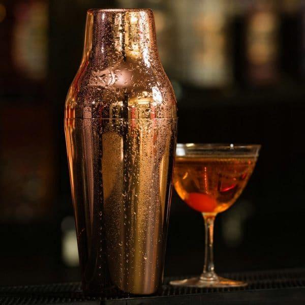 Petit Shaker de Cocktail Solide 2