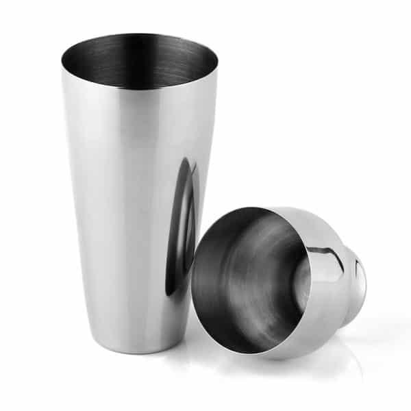 Petit Shaker de Cocktail Solide Acier Inoxydable 2