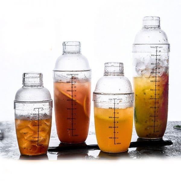 Shaker de Cocktail Solide Plastique 1