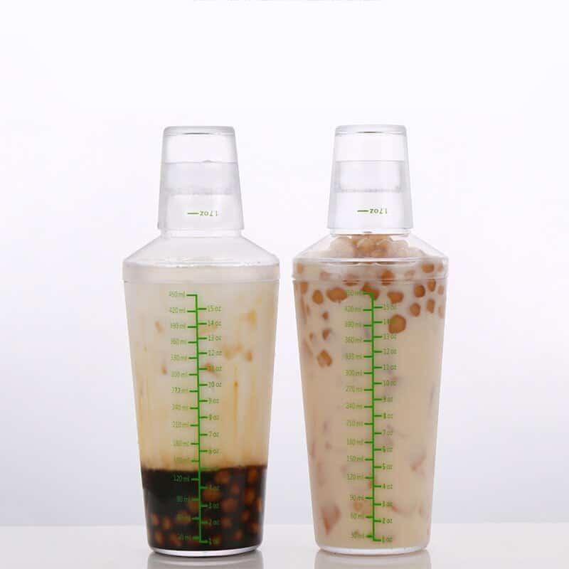 Grand Shaker de Cocktail Plastique 8