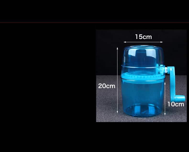 Petit Concasseur Bleu Plastique 5