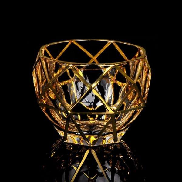 Verre à Rhum Antique Cristal 2