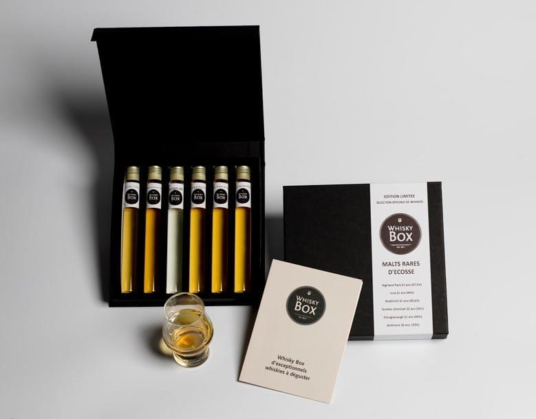 Avis Whiskybox.fr, votre abonnement Whisky. 1